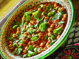 Garbanzos de la India